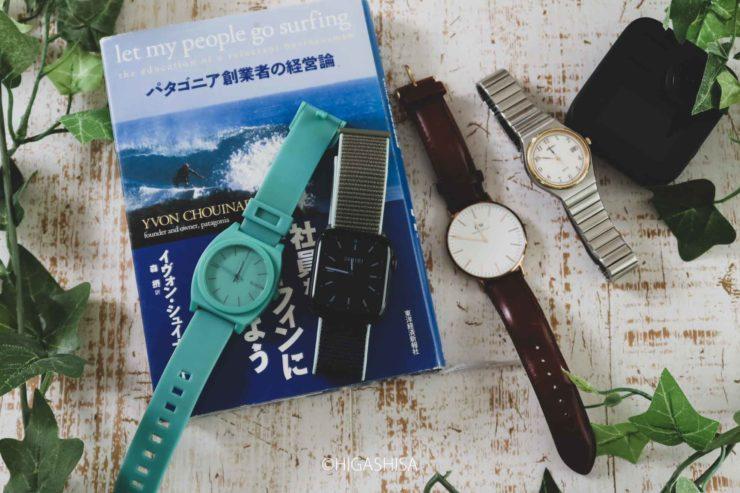 サーフィン用腕時計